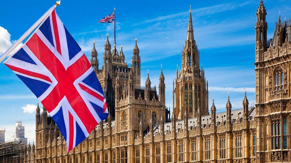 Парламент Британии не поддержал досрочные выборы