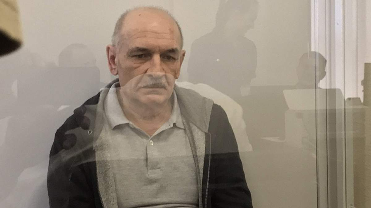 Фигурант дела МН17 Владимир Цемах