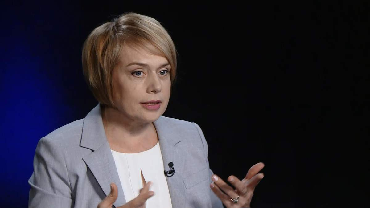 Лилия Гриневич о новой украинской школе