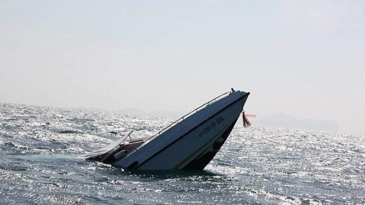 Под оккупированным Крымом затонула прогулочная лодка