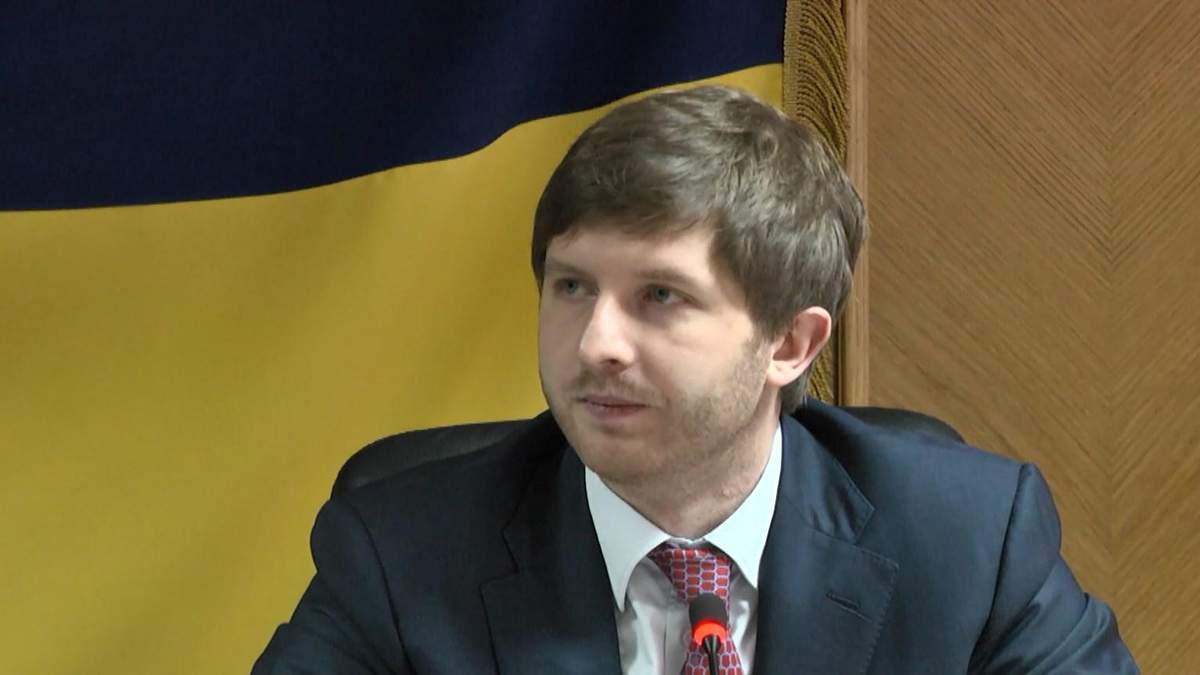 Дмитрий Вовк