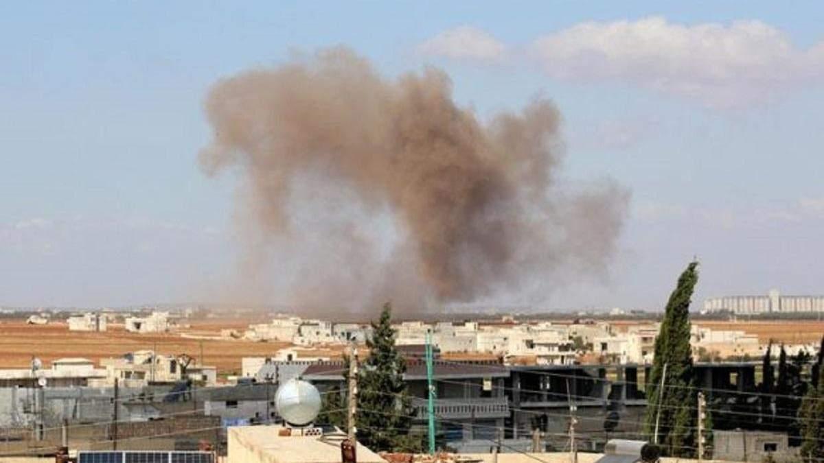 В Сирии взорвалась группа российских офицеров: есть погибшие