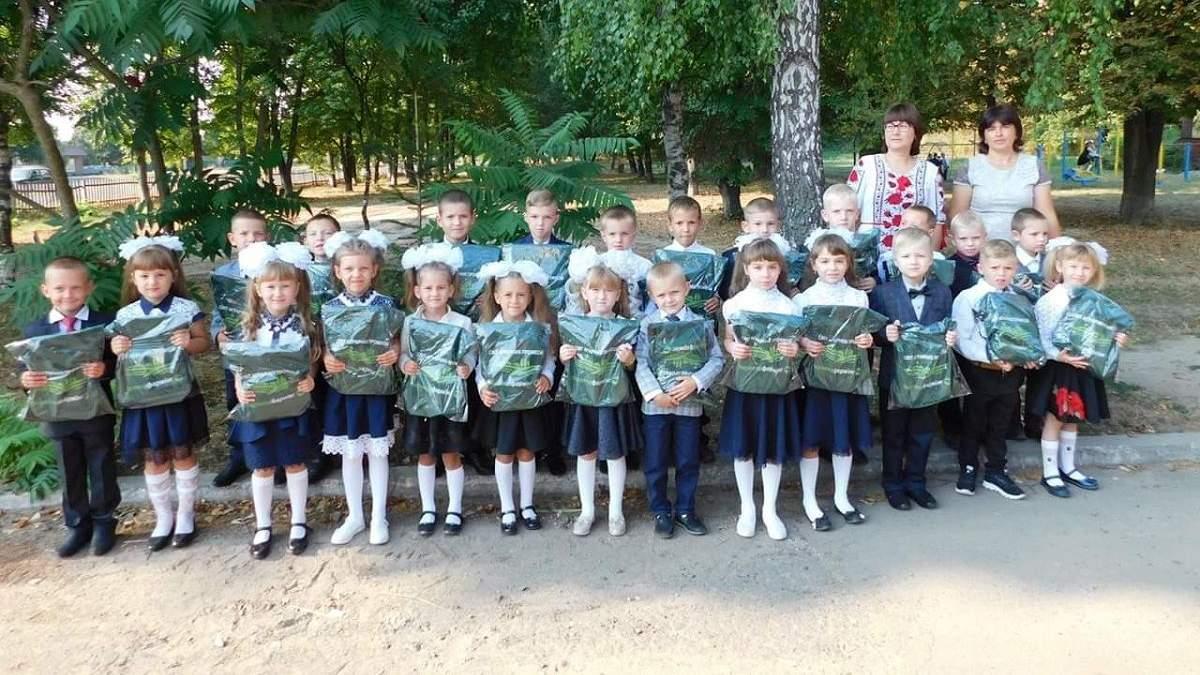 """""""Укрлендфарминг"""" выделил полмиллиона на подготовку школ и детсадов к новому учебному году"""