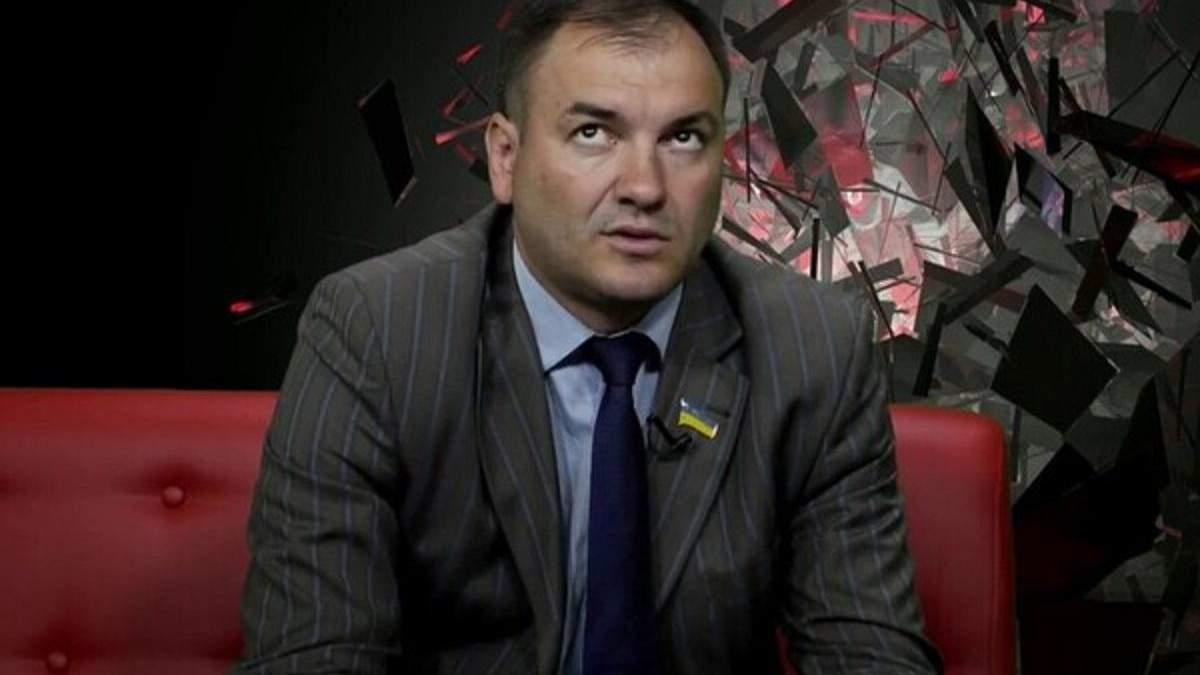 Ярославу Годунку сообщили о подозрении в хулиганстве