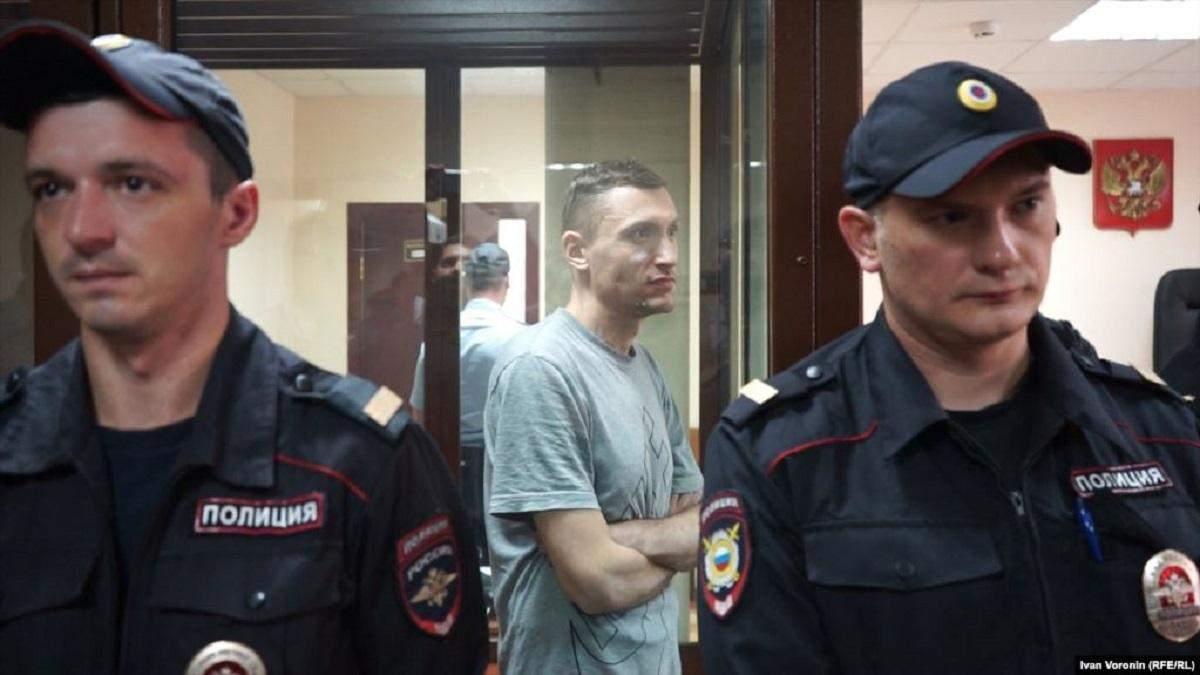Политзаключенный Константин Котов