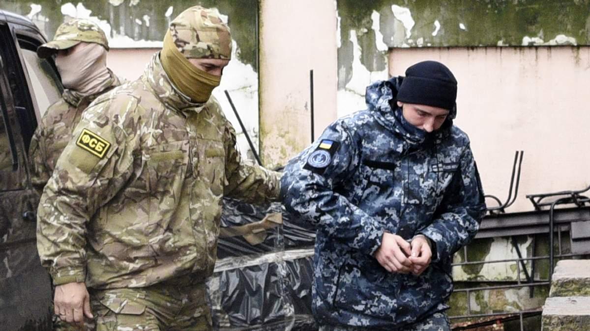 Процес пішов, – адвокат моряків Полозов про обмін полоненими