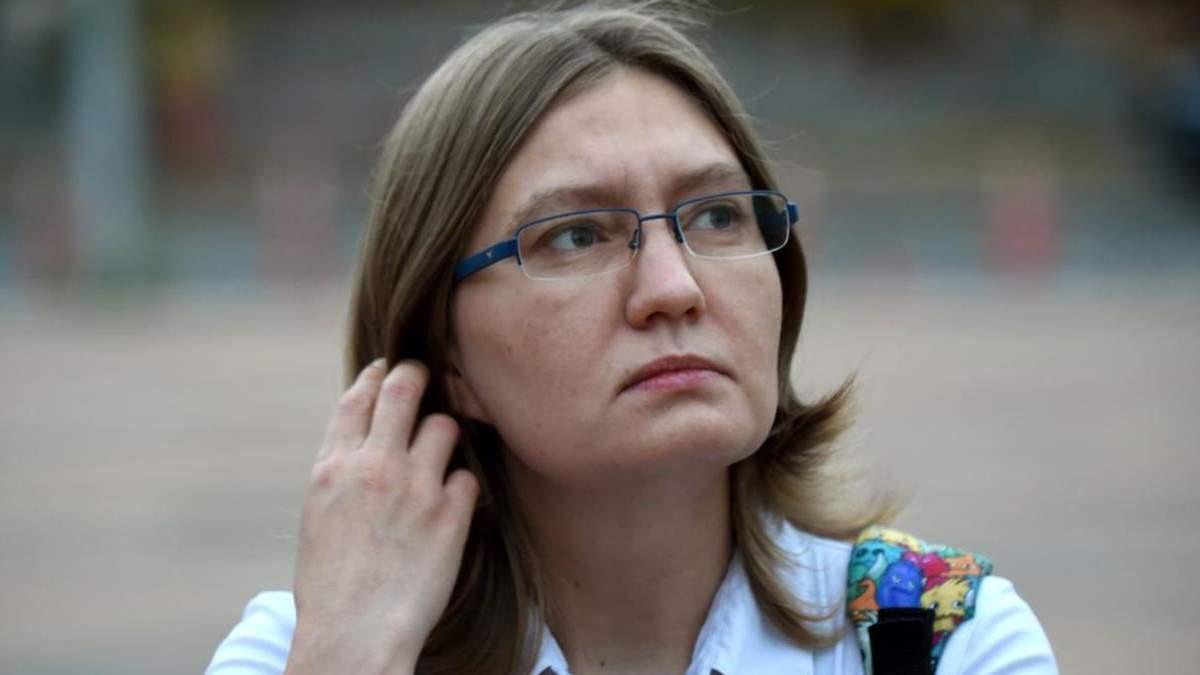 Сестра Олега Сенцова