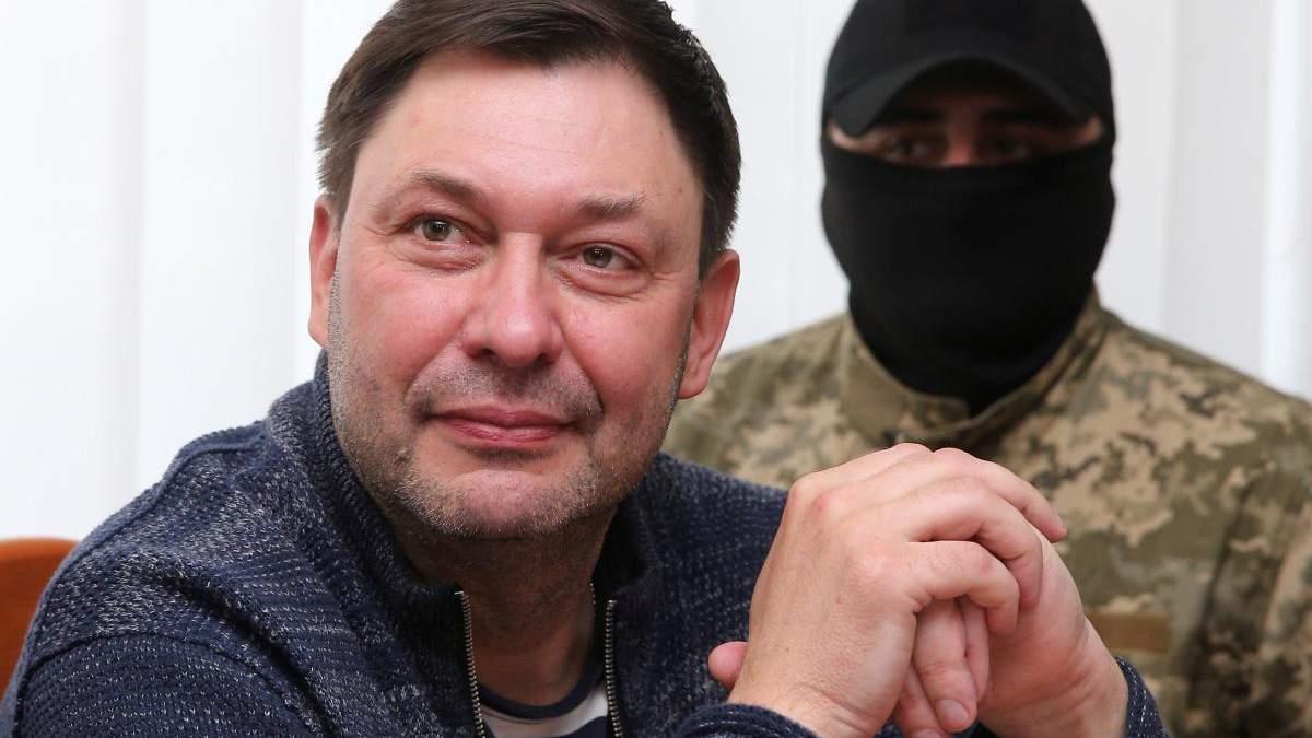 Кирило Вишинський повертається у Росію