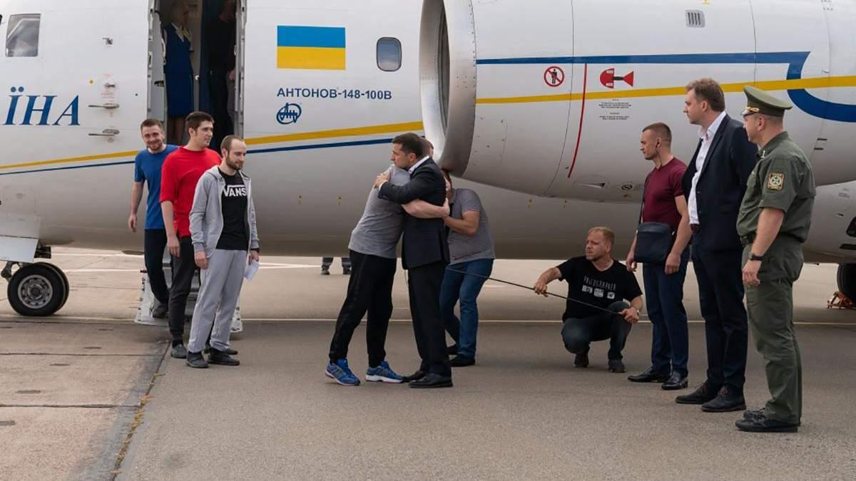Україна обговорить з Росією обмін 200 на 70 полонених, – російські ЗМІ