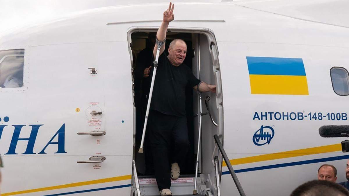 Росія повернула українських полонених: як реагували наші спортсмени