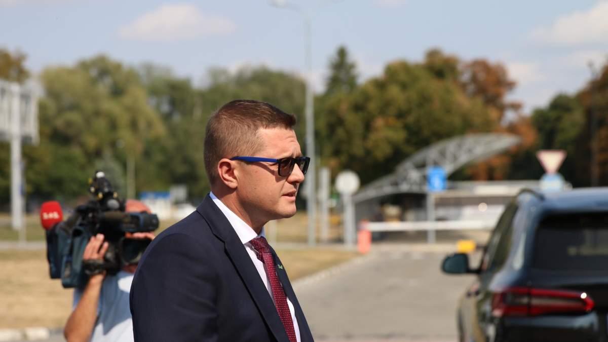 Іван Баканов про обмін полоненими
