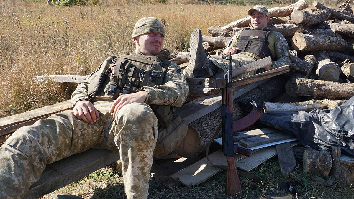 Ни один боец ООС не погиб и не был ранен 7 сентября на Донбассе