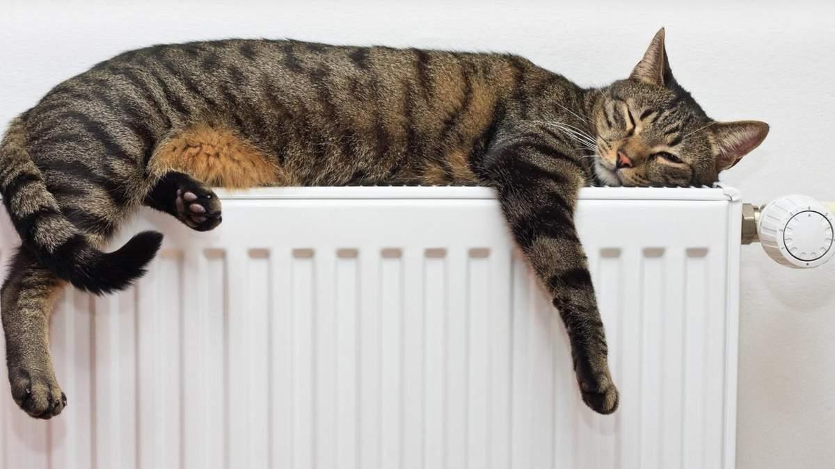 У домівках буде тепло