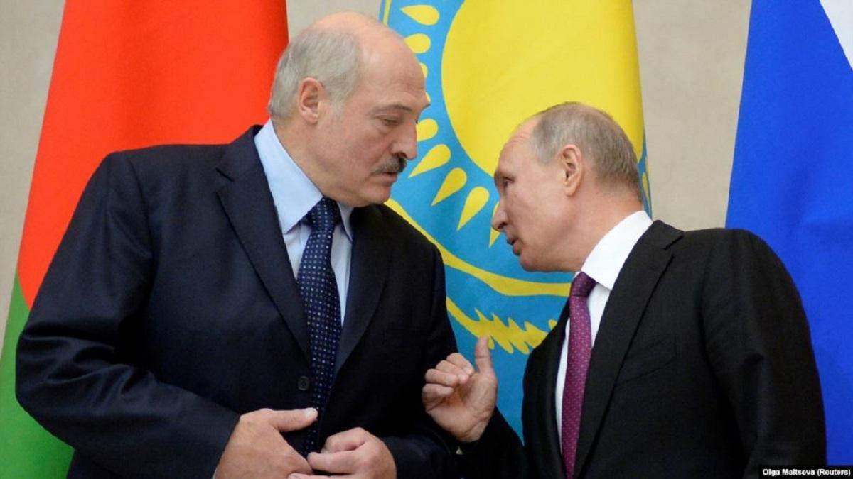 Лукашенко угрожает Путину уменьшить объемы покупки российской нефти