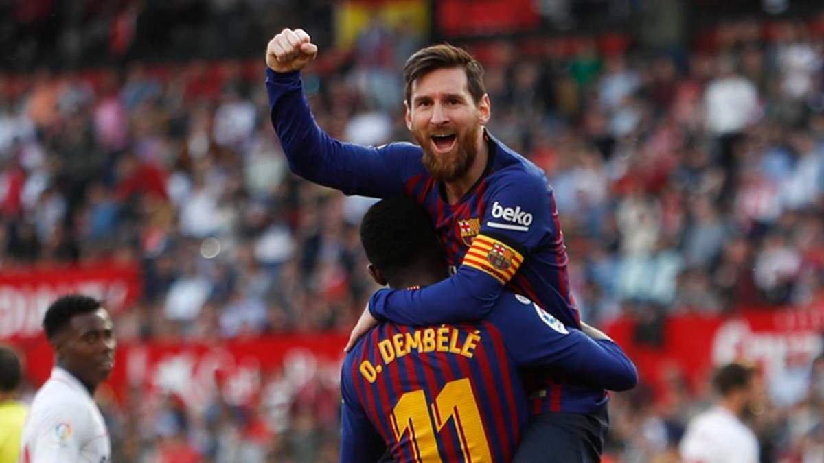 """""""Барселона"""" може запропонувати Мессі пожиттєвий контракт"""