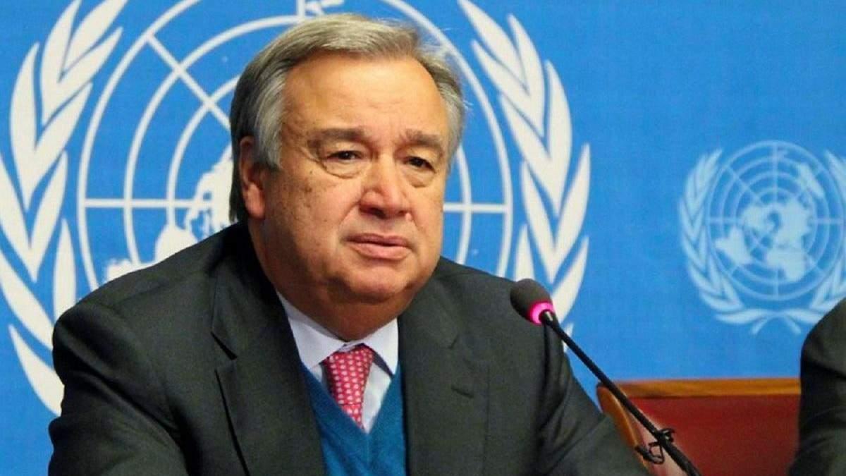 В ООН отреагировали на обмен пленными: призывают продолжать усилия