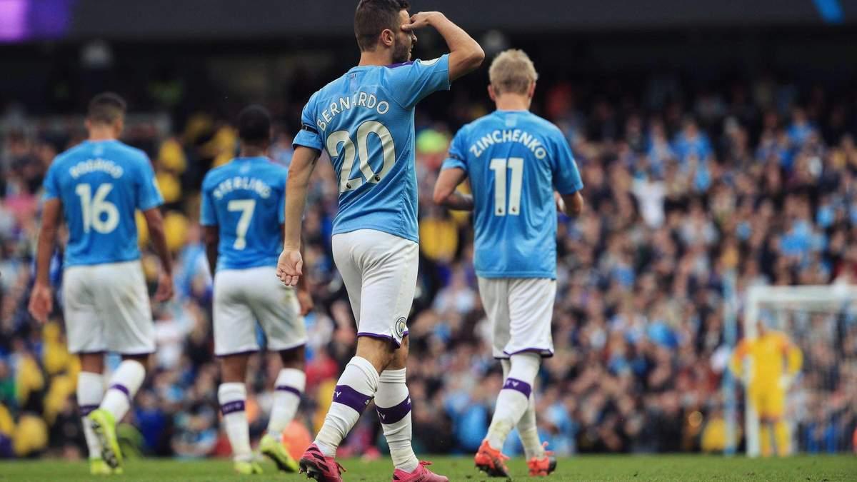 """""""Манчестер Сіті"""" став першим клубом, який витратив на склад мільярд євро"""