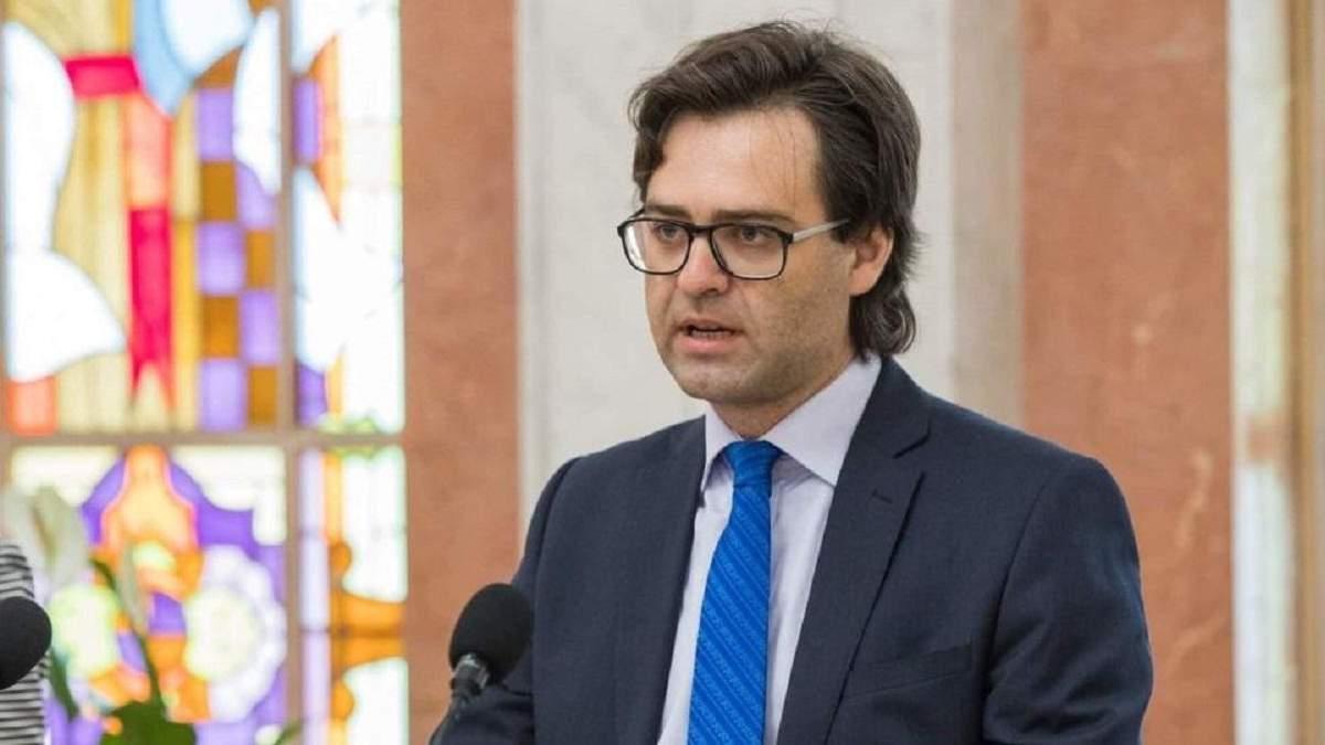 Глава МИД Молдовы объяснил промедление с экстрадицией в Украину судьи Чауса