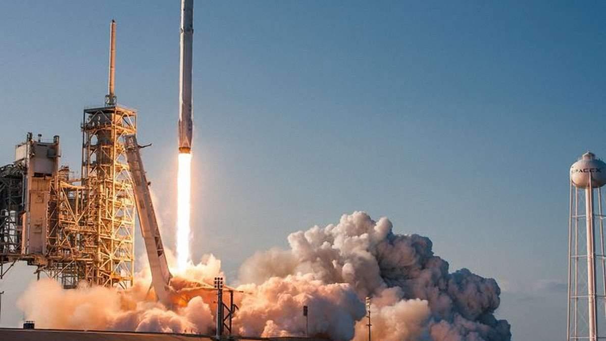 Запуск ракети SpaceX