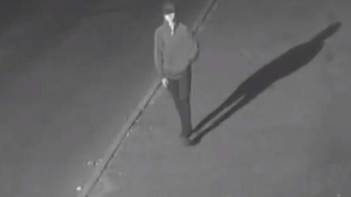 Цей чоловік залишив вибухівку під домом у Крисоватого
