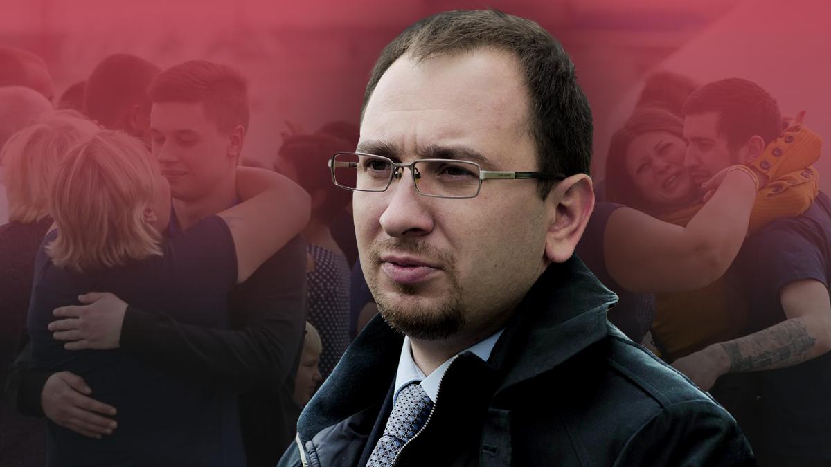 Адвокат Микола Полозов розповів про звільнення з полону РФ моряків і політв'язнів