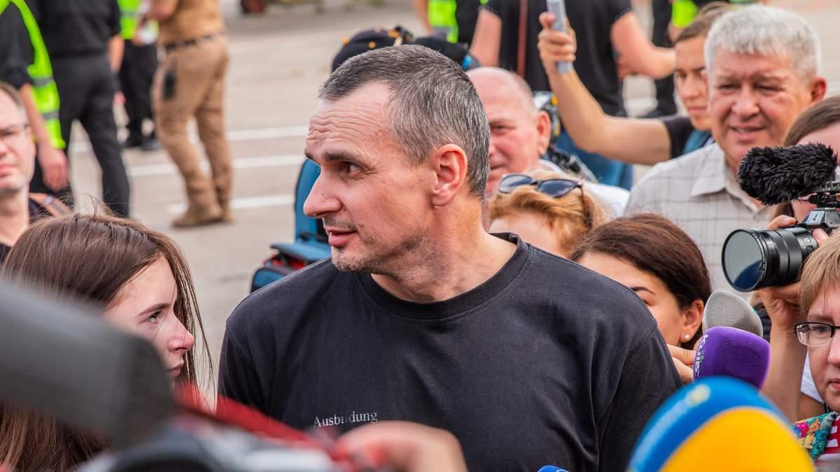 Треба вміти прощати, – Сенцов про Афанасьєва, який свідчив у його справі
