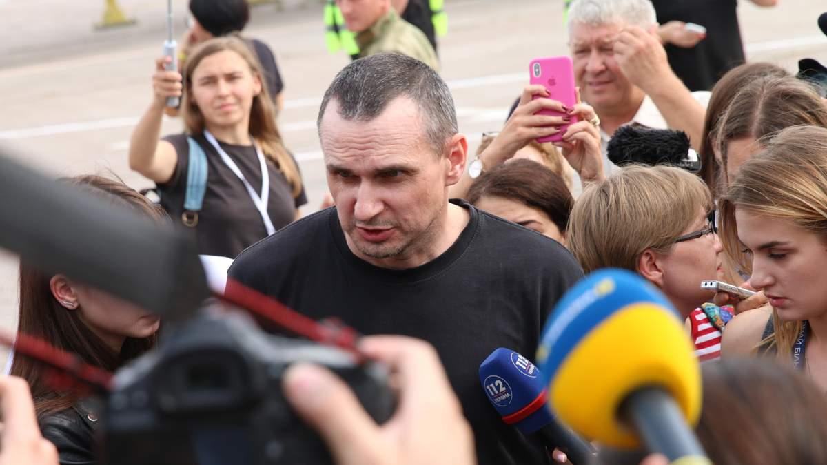 """Было похоже на борьбу комара и слона, – Сенцов о деле """"крымских террористов"""" и задержаниях"""