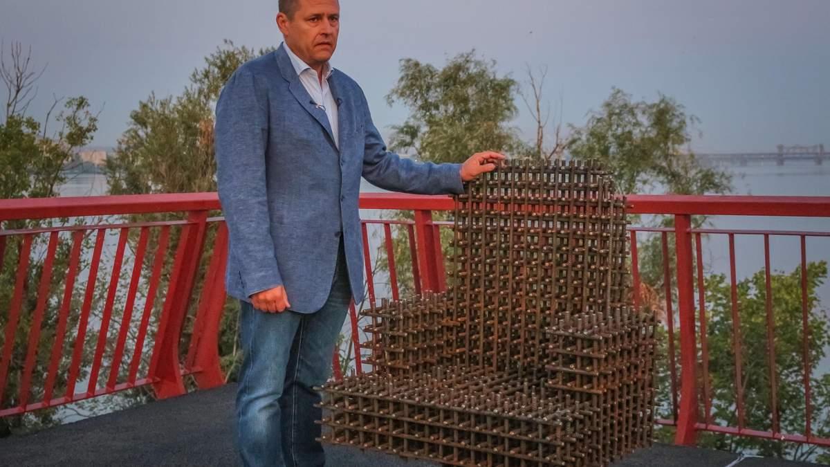 Борис Філатов відкрив Новий міст раніше запланованого терміну