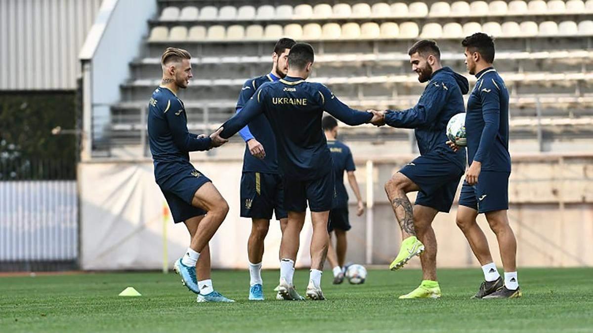 Украина – Мальта где смотреть онлайн матч 10.09.2019 – Евро 2021