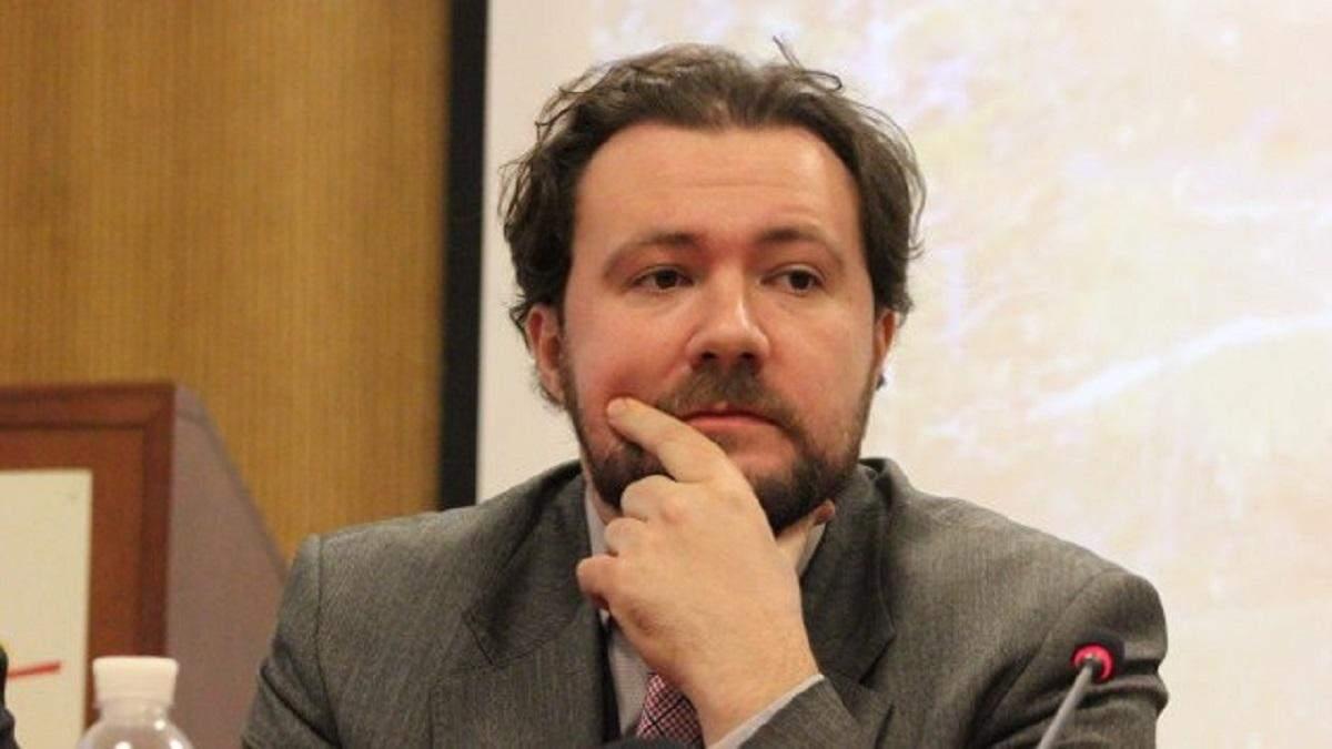 Юліан Чаплінський став заступником міністра розвитку громад і територій