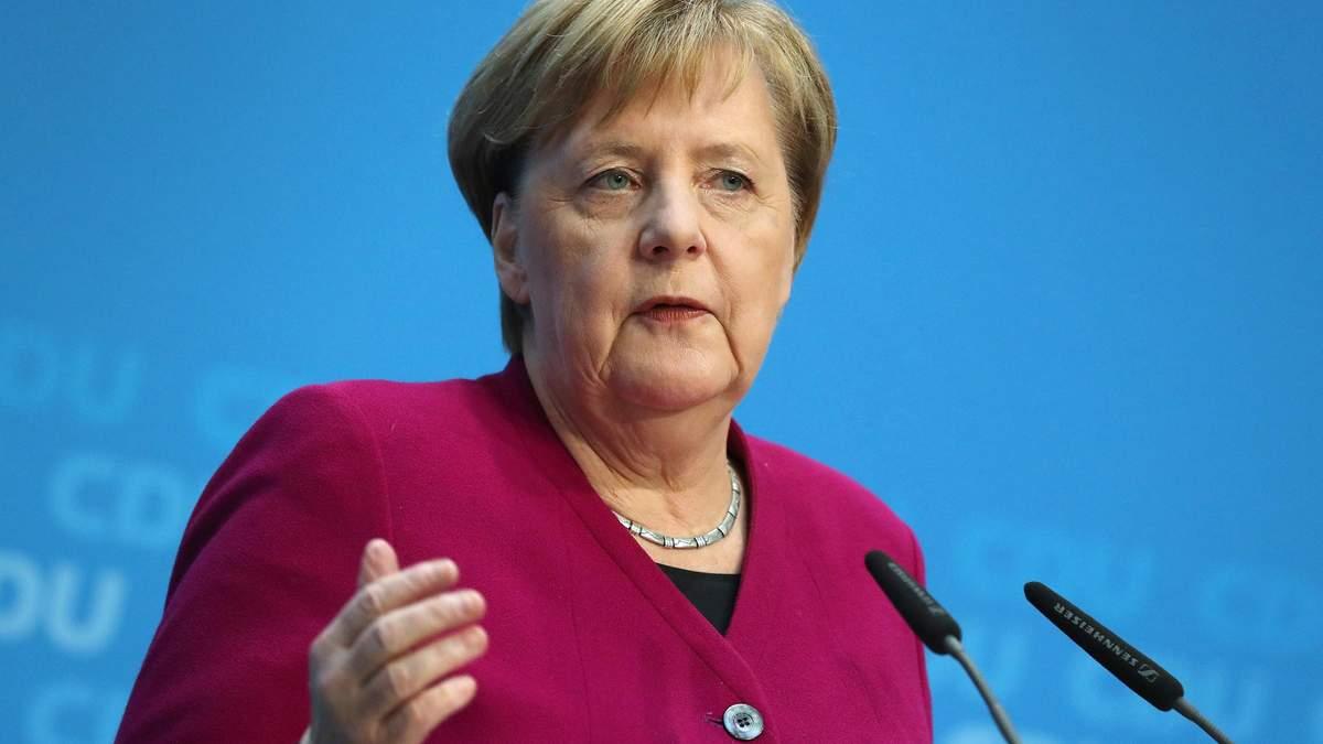 """Меркель анонсировала встречу """"нормандской четверки"""" в ближайшее время"""