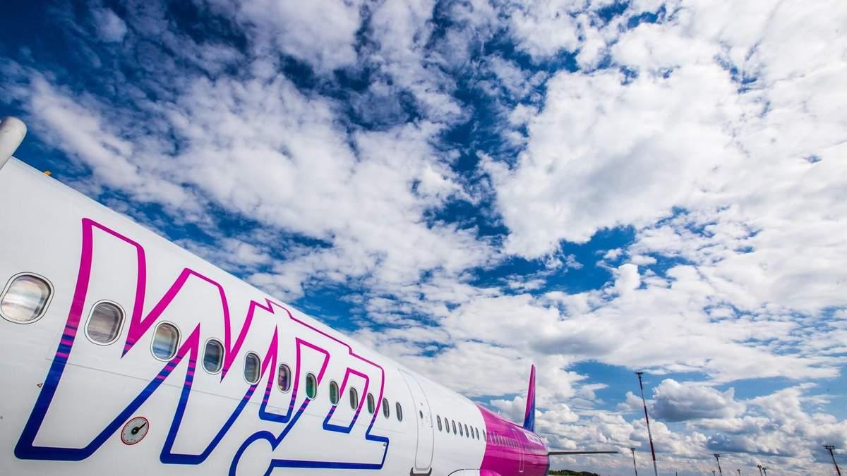 Авіакомпанія Wizz Air підняла ціни на додаткові послуги: деталі