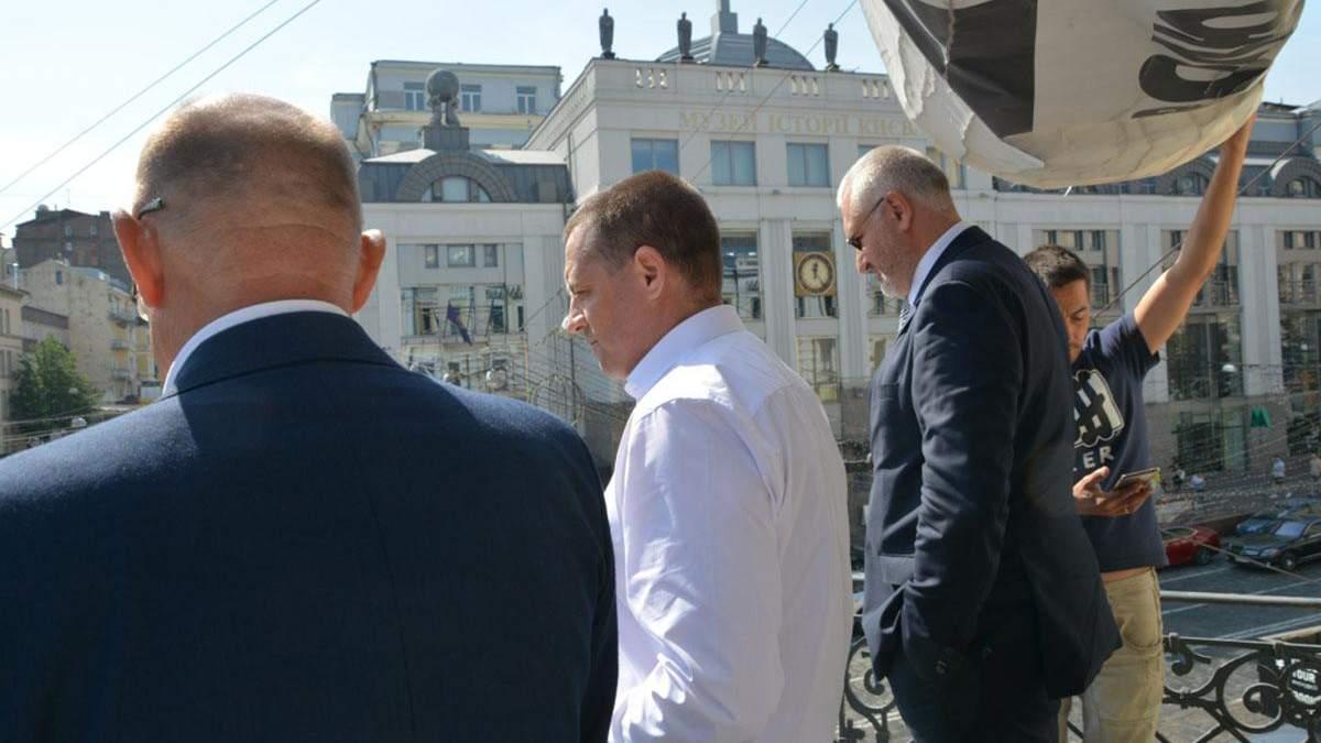 Об отношениях с сыном, задержании и Президенте Украины и Франции: встреча Сущенко с журналистами