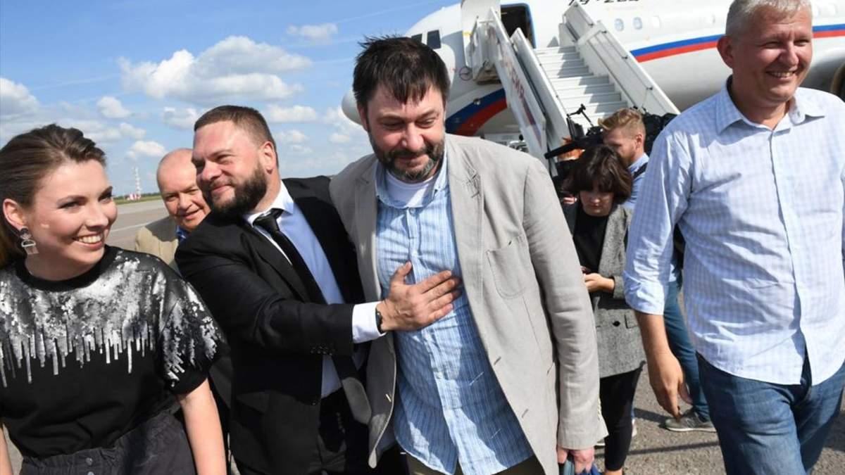 Разведчики, убийцы и обычные украинские граждане: Бессмертный о тех, кого выдали России