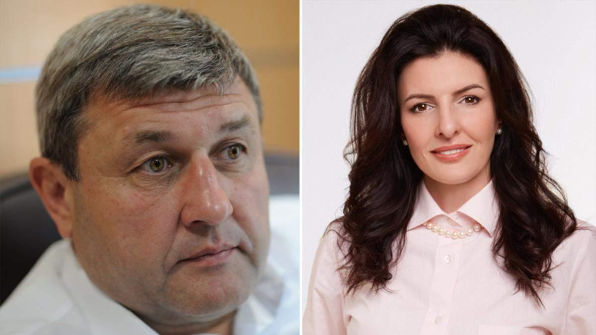 Сергея Литвиненко и Елена Копанчук поймали на кнопкодавстве
