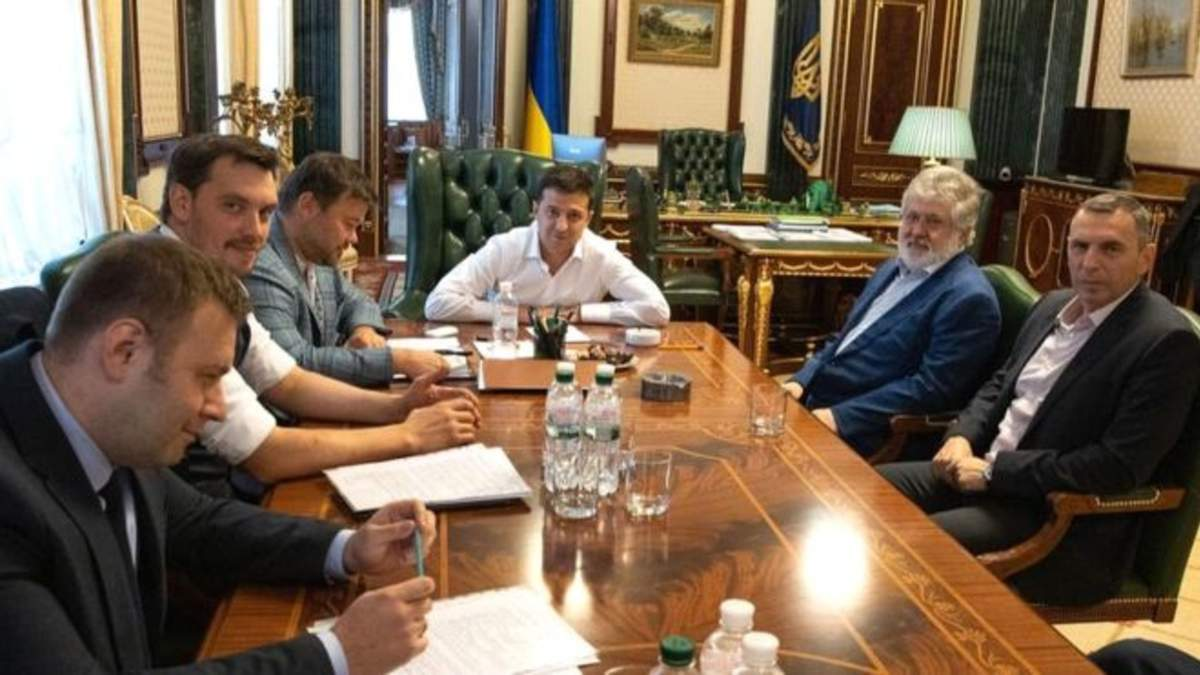 Встреча в Офисе Президента