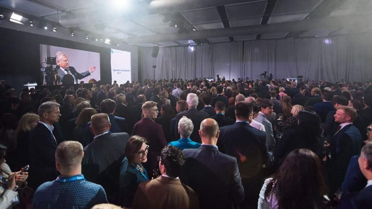 У Києві стартувала щорічна зустріч YES: чому Кличко думає про розпуск Київради