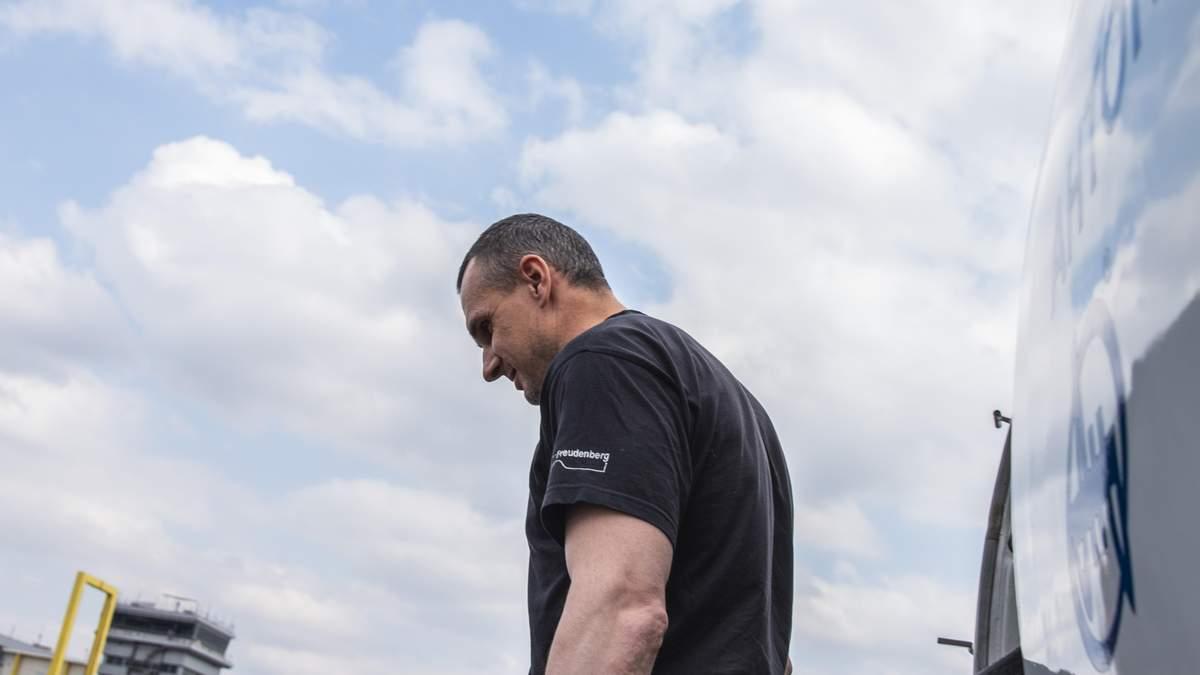 Олег Сенцов на форумі YES 2019 в Києві - виступ і промова Олега Сенцова