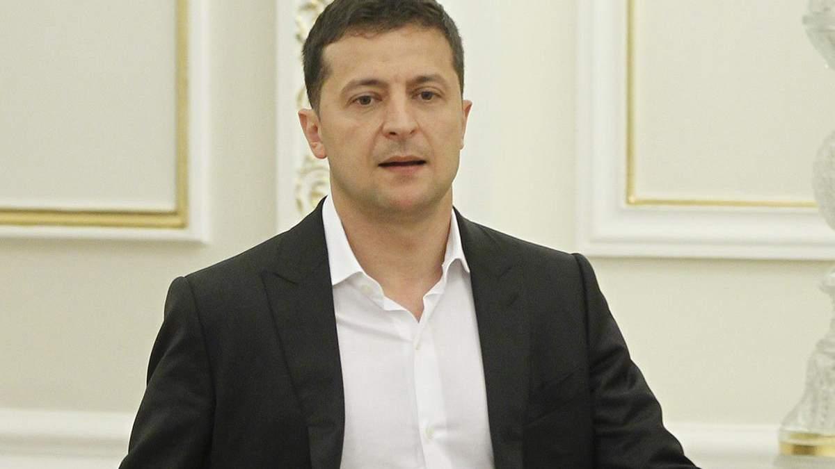Подготовка нового списка на обмен с Россией - заявление Зеленского