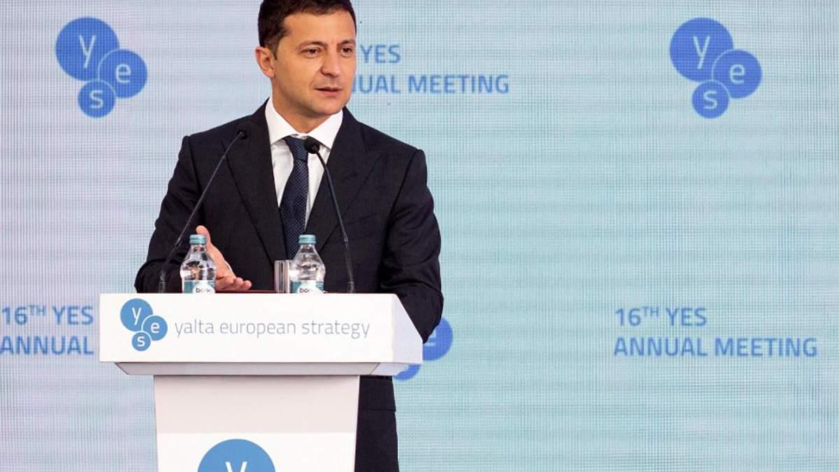 Зеленский имеет несколько идей возвращения оккупированного Крыма