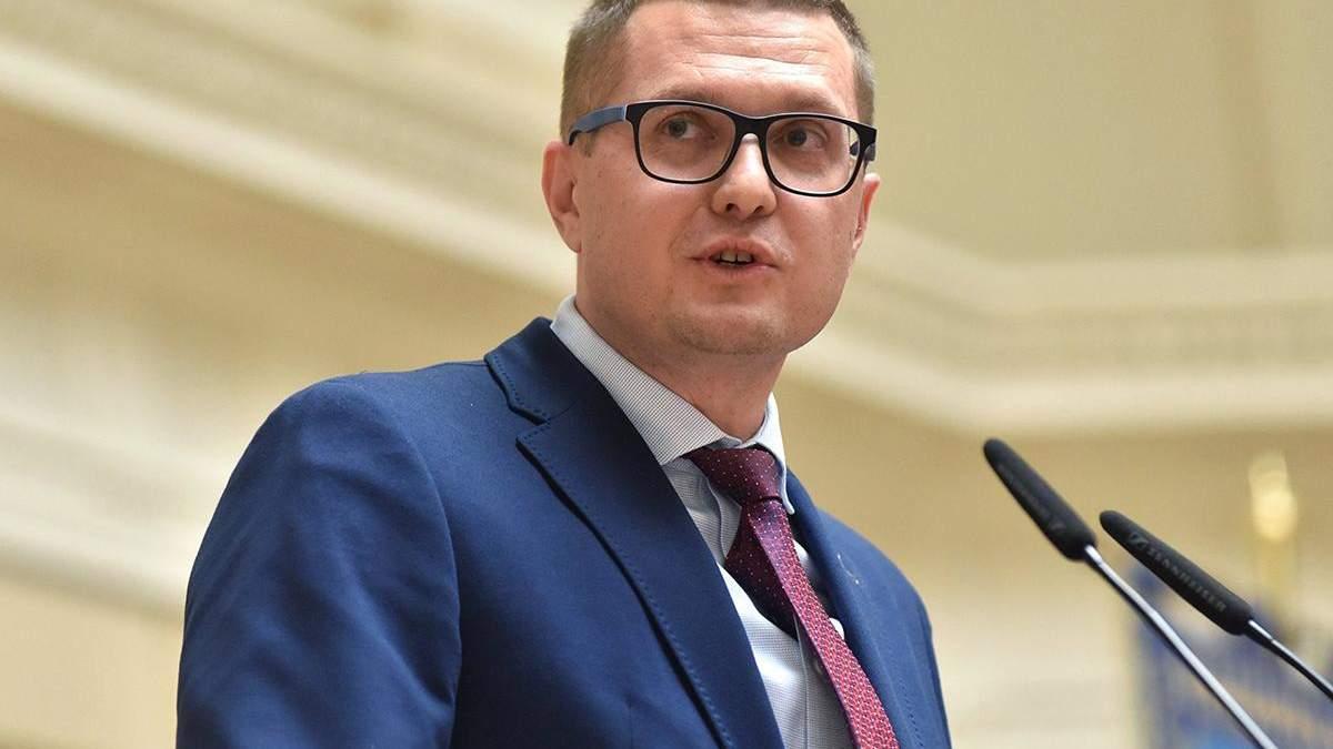 Баканов признался, звонит ли ему Зеленский относительно чертей