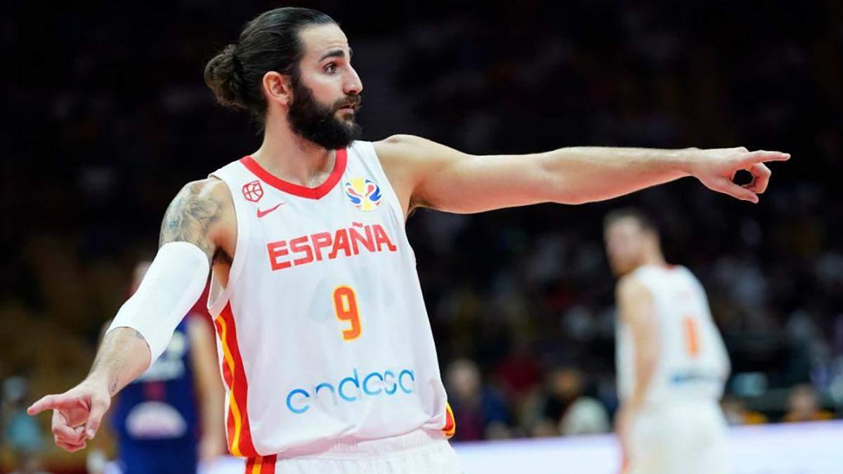 Испания сыграет в финале ЧМ по баскетболу