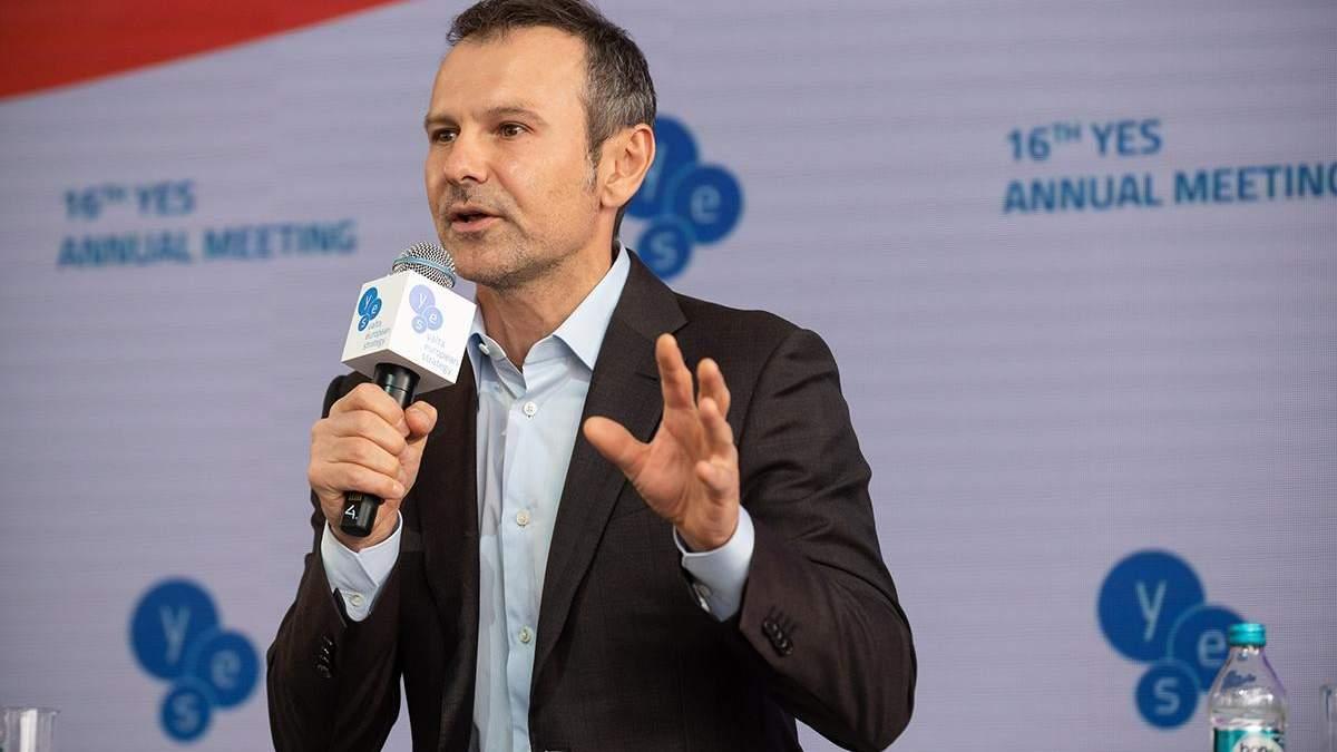 """Вакарчук объяснил, почему """"Голос"""" голосовал против роспуска ЦИК"""
