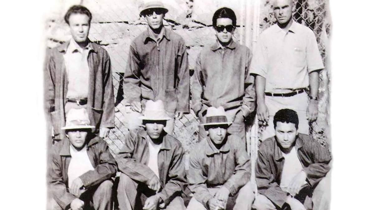 Звірська банда La Eme – тюремне угрупування в Мексиці, де вчать убивати на місці