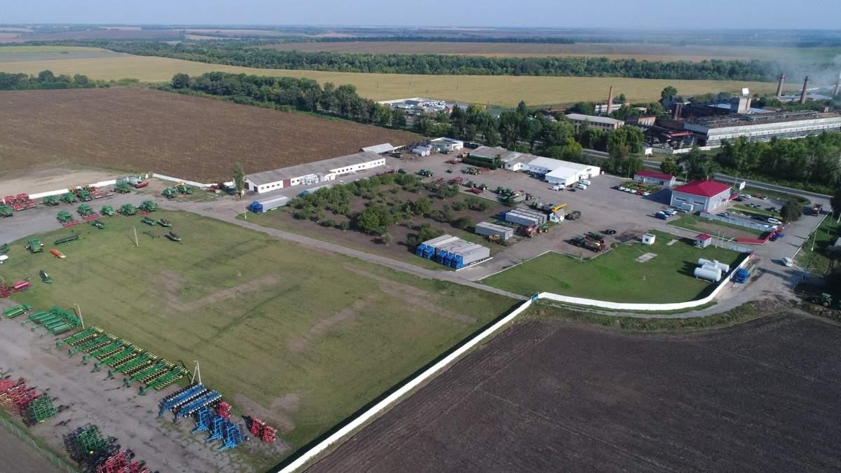 """Незважаючи на посуху, """"Укрлендфармінг"""" розраховує на хороший урожай ріпаку"""