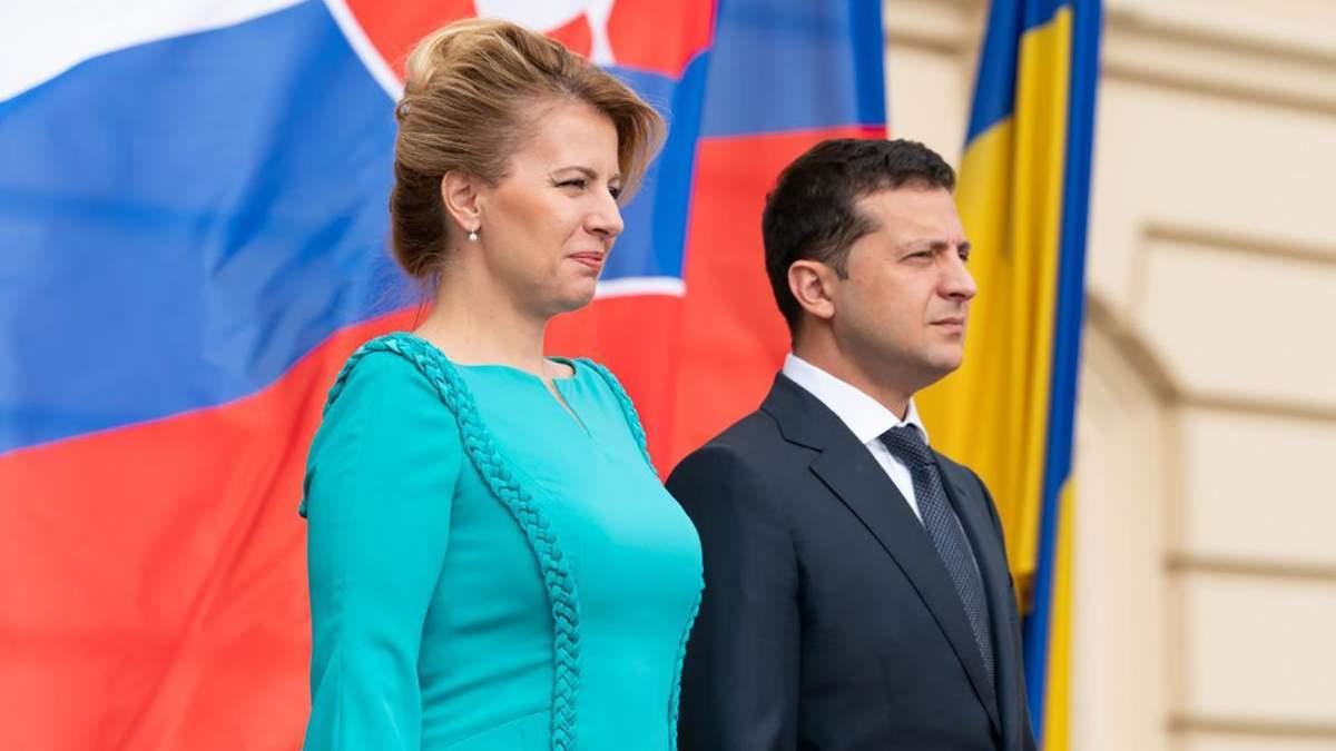 Зеленский и Чапутова встретились 16 сентября