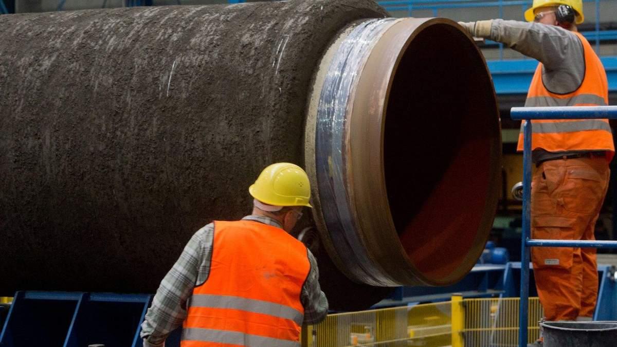 """Польша вынудила ЕС нанести удар по газопроводу """"Северный поток –1"""""""