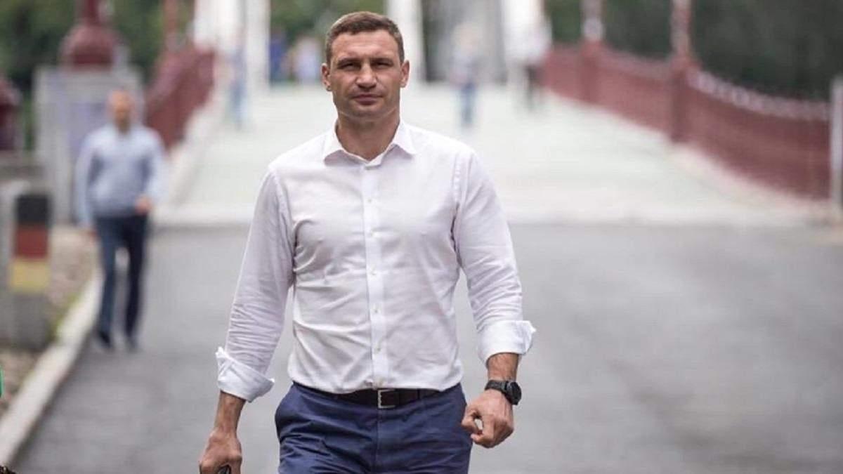 """В """"Слуге народа"""" инициировали аудит деятельности Кличко"""