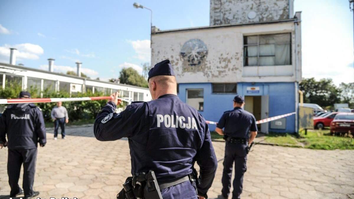 Убивство української заробітчанки у Польщі. Місце злочину