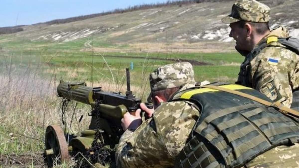 Українські бійці вбили трьох бойовиків